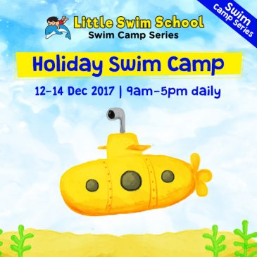 DECEMBER HOLIDAY SWIM CAMP!