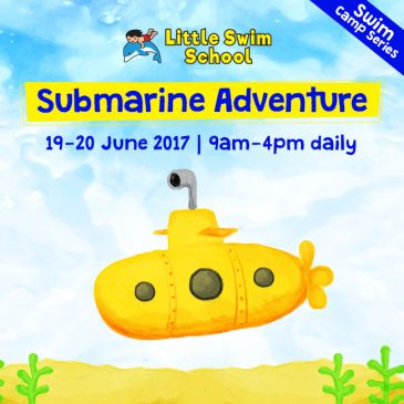 June Holiday Camp – SUBMARINE ADVENTURE!
